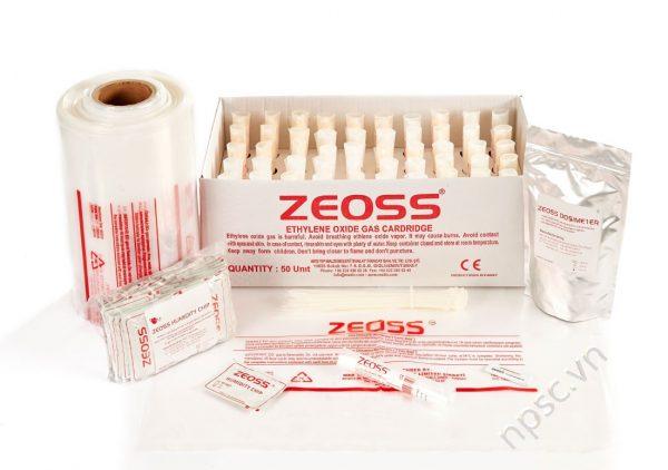 Bộ kít tiêu hao máy tiệt trùng bằng khí ethylene oxide ZEOSS-80