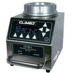 Máy lấy mẫu vi sinh không khí phòng sạch Climet CI-95A