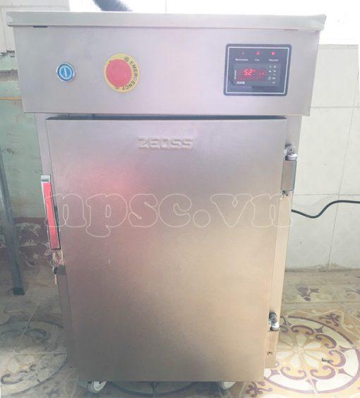 Máy tiệt trùng bằng khí ethylene oxide ZEOSS-80 Lắp đặt tại BV Hà Giang