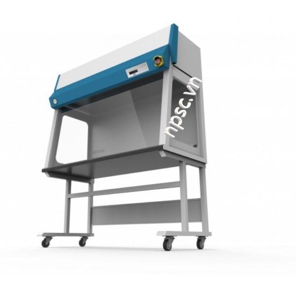 Mặt nghiêng tủ cấy vô trùng một người thao tác SH-HD-900V