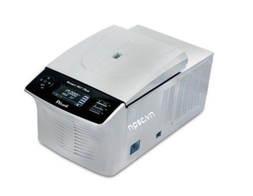 Bên ngoài máy ly tâm lạnh Hanil Smart R17 Plus - Smart R17