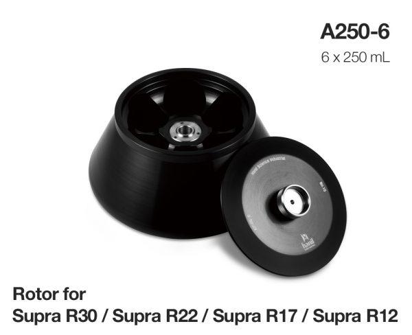 Roto A250-6 cho máy ly tâm tốc độ cao Hanil Supra R12