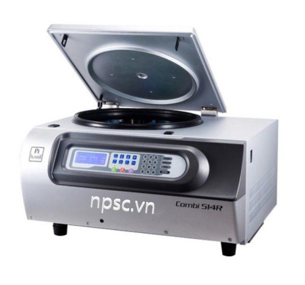 Máy ly tâm lạnh đa năng công suất lớn Hanil Combi 514R