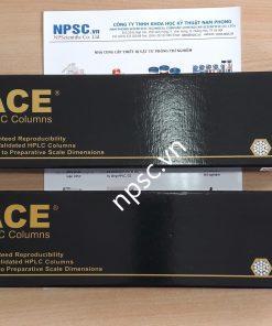 Cột sắc ký C18 ACE và C18-PFP