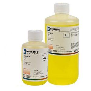 Dung dịch chuẩn ICP 1000 ppm nguyên tố vàng Au trong HCl