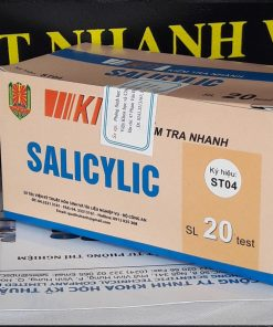 Kit kiểm tra nhanh Salicylic ST04 Bộ Công An