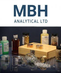Mẫu chuẩn CRM hợp kim nền kim loại quí MBH