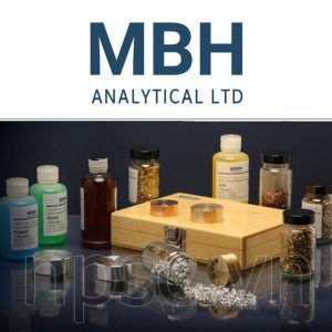 Mẫu chuẩn CRM hợp kim nền niken MBH