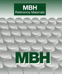 Mẫu chuẩn CRM thép và hợp kim đen MBH