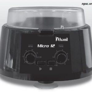Máy ly tâm y tế Hanil Micro 12