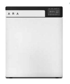 Mặt trước tủ ấm CO2 170 lít ARA P170 có khử nhiễm