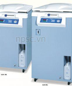 Các model nồi hấp tiệt trùng ALP CLM-32L, 45 lít tiêu chuẩn y tế