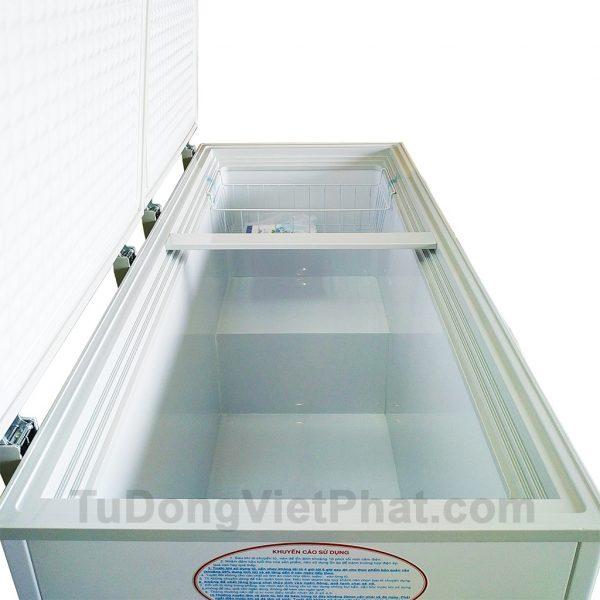 Tủ đông Hòa Phát 400l HCF 666S1N2, 1 ngăn đông