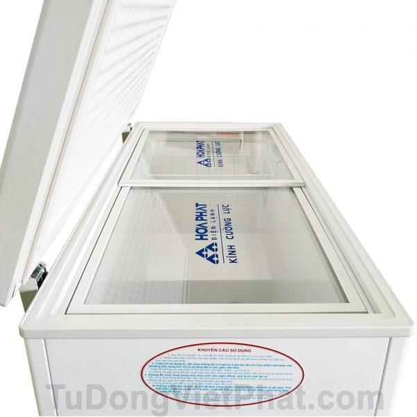 Tủ đông Hòa Phát 252L HCF 516S1N1, 1 ngăn đông