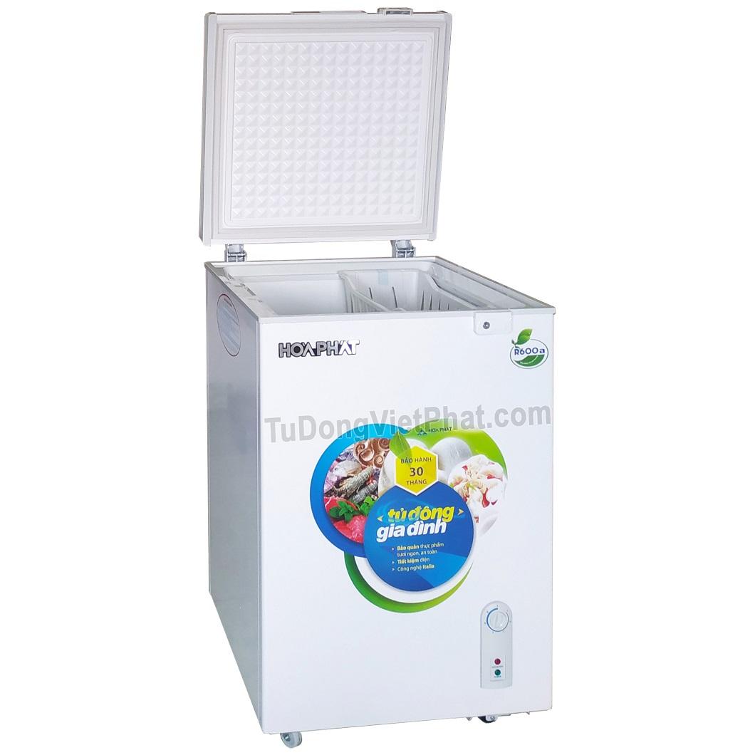 Tủ đông trữ sữa 100L Hòa Phát - Chính hãng giá rẻ nhất