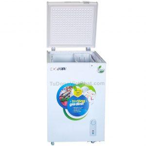 Tủ đông trữ sữa 100L Hòa Phát