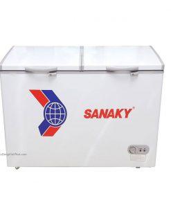 Tủ đông 175 lít Sanaky VH-225A2, 1 ngăn đông 2 cánh