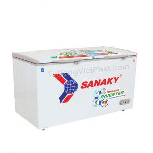 Tủ đông Sanaky VH-3699W3, INVERTER 270L 2 ngăn đông mát