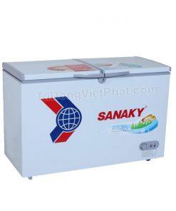 Tủ đông Sanaky VH-4099A1, 305L 1 ngăn đông dàn đồng