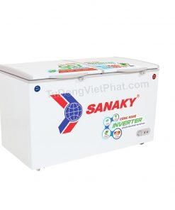 Tủ đông Sanaky VH-4099W3, INVERTER 300L 2 ngăn đông mát