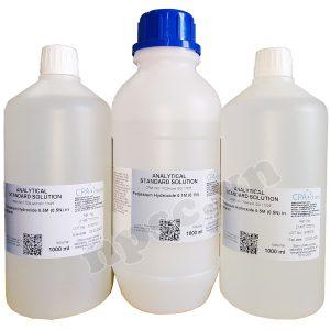 Dung dịch chuẩn Tổng chất rắn hòa tan TDS CPAChem